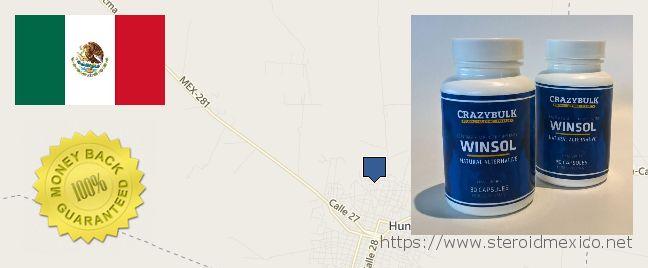 Buy Anabolic Steroids online Hunucma, Mexico
