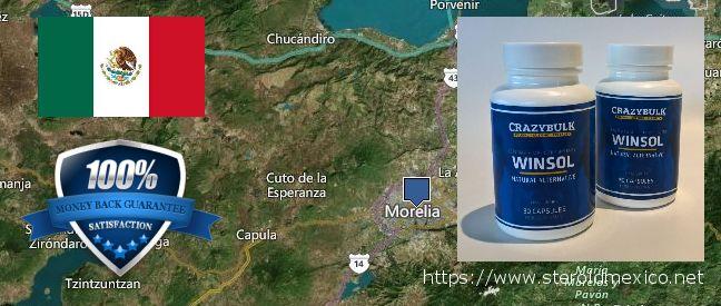 Where to Buy Anabolic Steroids online Morelia, Mexico