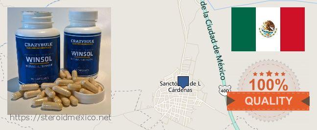 Buy Anabolic Steroids online Sanctorum, Mexico