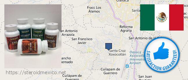 Buy Anabolic Steroids online Santa Cruz Xoxocotlan, Mexico