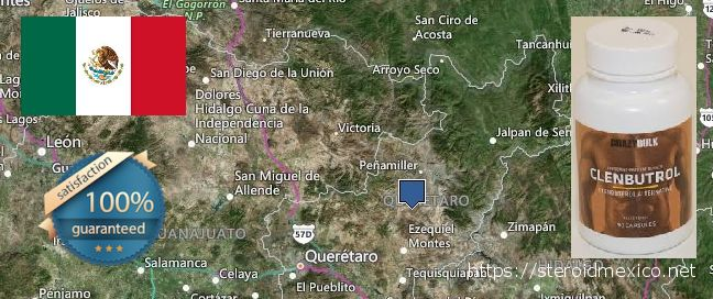 Where to Buy Anabolic Steroids online Santiago de Queretaro, Mexico