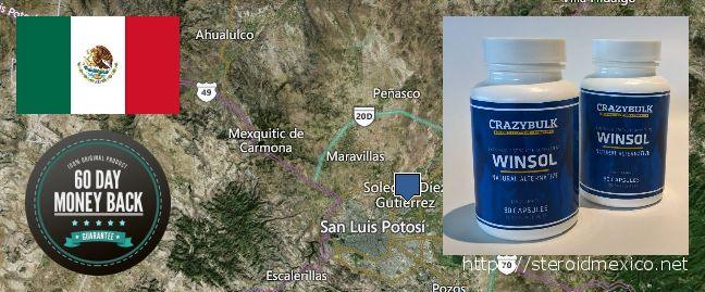 Purchase Anabolic Steroids online Soledad de Graciano Sanchez, Mexico